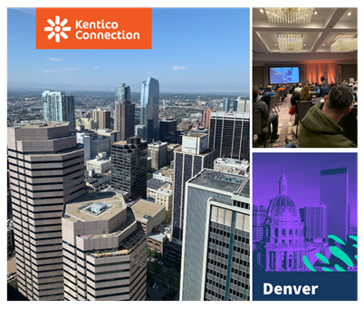 Kentico Connections Photo Collage