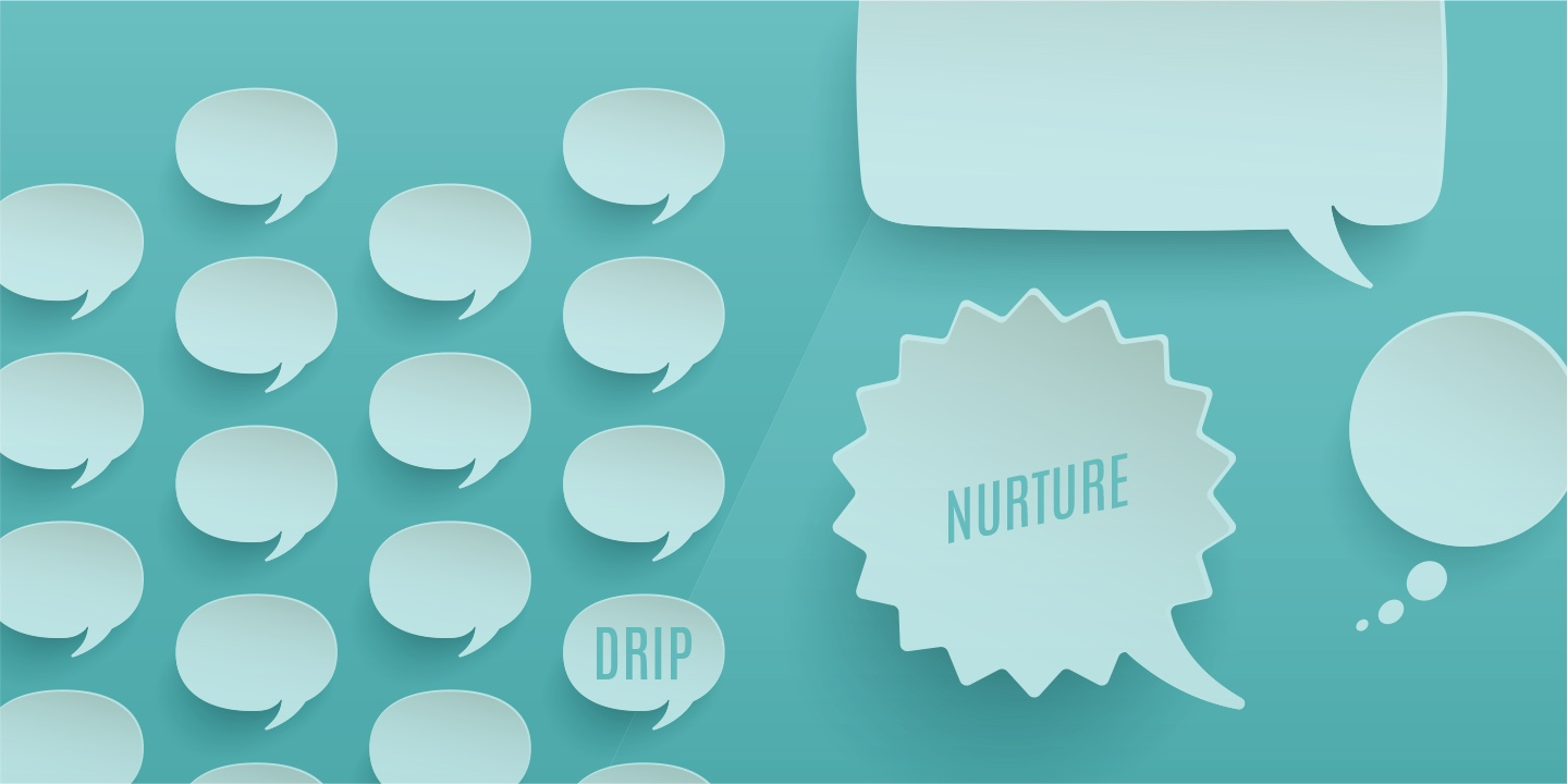 Drip vs. Nurture: What marketers need to know about email campaigns