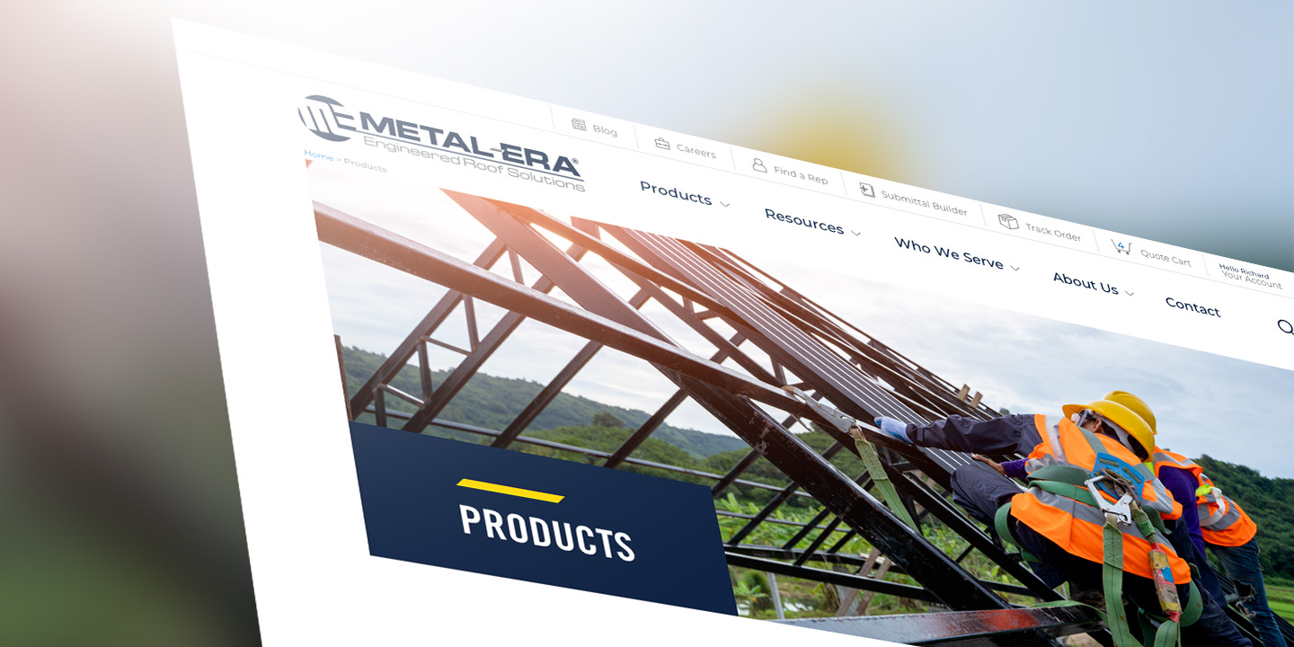 A Modern, More Connected Website: Metal-Era.com